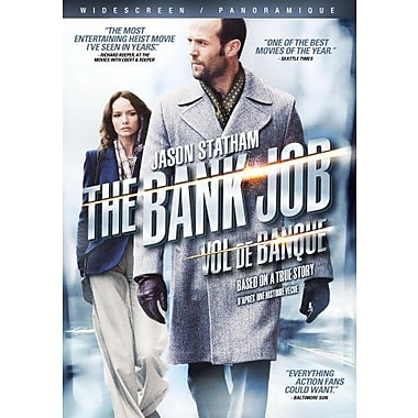 Bank Job (DVD) 2013