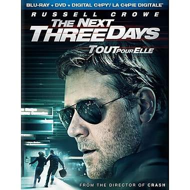 Next Three Days (BLU-RAY DISC)