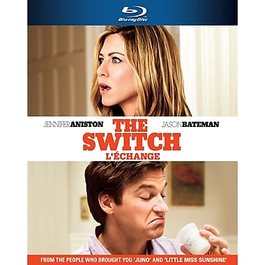 The Switch (BLU-RAY DISC)