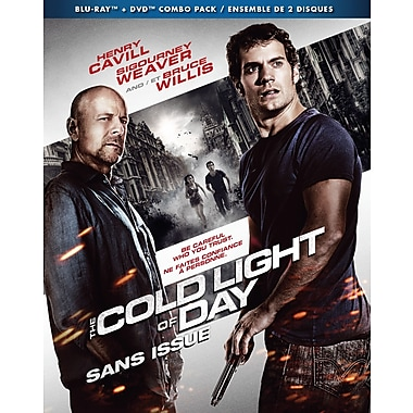 The Cold Light Of Day (BLU-RAY DISC)