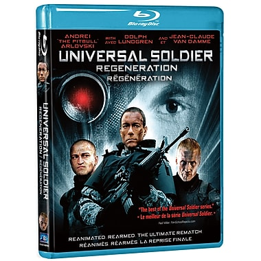 Universal Soldier: Regeneration (BLU-RAY DISC)