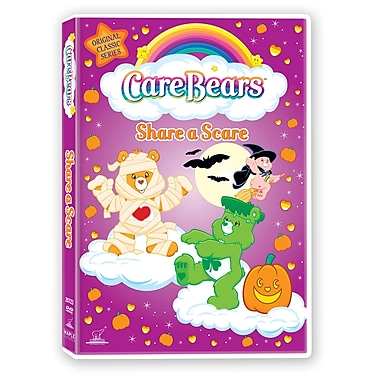 Care Bears: Share A Scare (DVD)