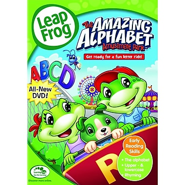 Leapfrog: The Amazing Alphabet Amusement Park (DVD)