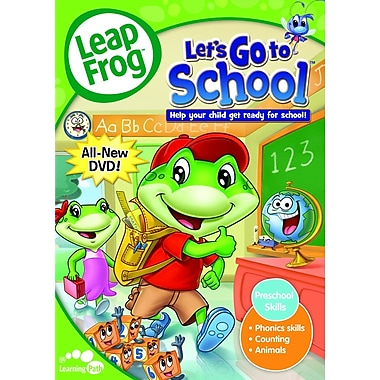 Leapfrog: Let's Go To School (DVD)