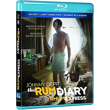 The Rum Diary (BLU-RAY DISC)