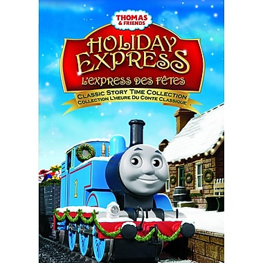 Thomas & Friends: Holiday Express (DVD)