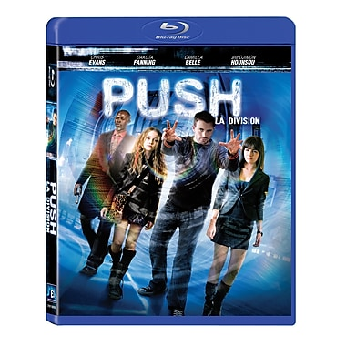 Push (BLU-RAY DISC)