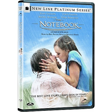 The Notebook (DVD)
