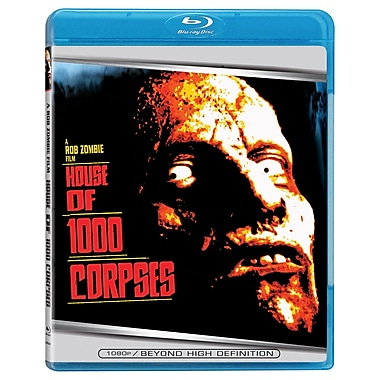 House Of 1000 Corpses (BLU-RAY DISC)
