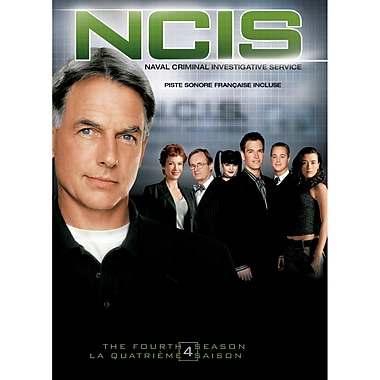Ncis: The Fourth Season (DVD)