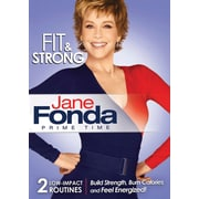 Jane Fonda Prime Time Fit & Strong (DVD)