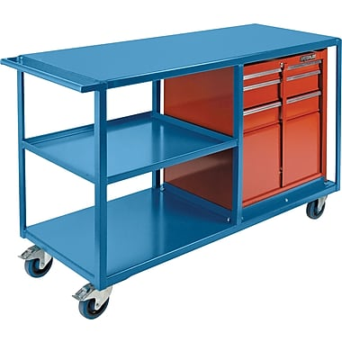 KLETON Mobile Tool Box Benches