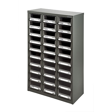 Kleton A6-H Steel Parts Cabinets, 30 ABS Drawers