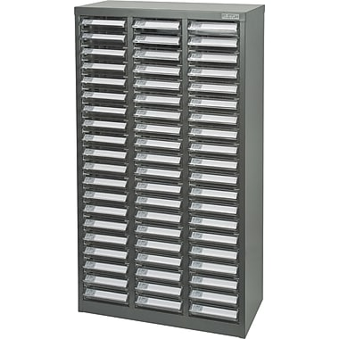 Kleton A6-P Steel Parts Cabinets, 60 Polystyrene Drawers