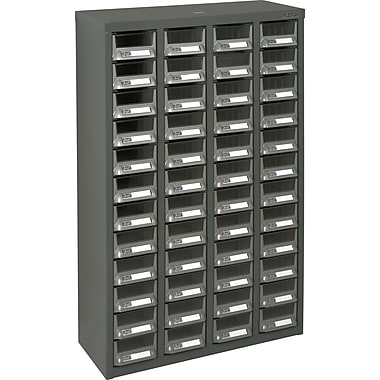 Kleton A7 Steel Parts Cabinets, 48 ABS Drawers
