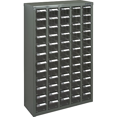 Kleton A8 Steel Parts Cabinets, 60 Polystyrene Drawers
