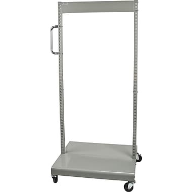 Kleton Mobile Tilt Bin Racks, Cart Only