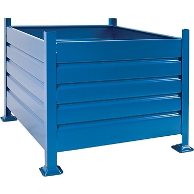 KLETON Bulk Stacking Containers, Corrugated