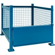 KLETON Bulk Stacking Containers, Mesh