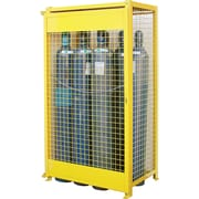 "KLETON Gas Cylinder Cabinets, Compressed Gas (9"" Dia.)"