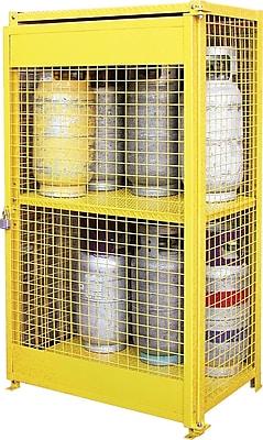 Armoires à cylindres de gaz