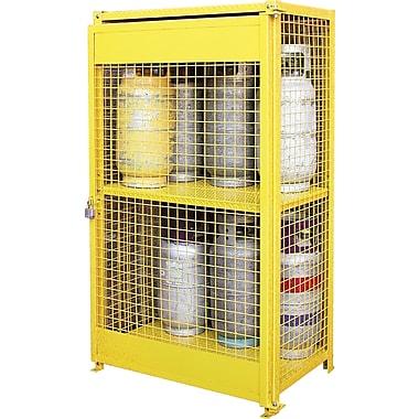 Kleton Gas Cylinder Cabinets, Liquid Propane (35-lb), 44