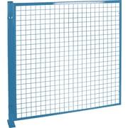 KLETON – Protecteur de périmètre, grillagé, bleu