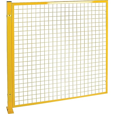 KLETON Perimeter Guards, Mesh, Yellow