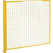 KLETON – Protecteur de périmètre, grillagé, jaune
