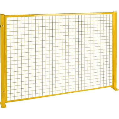 Kleton Perimeter Guards, Mesh, Yellow, Starter, 96