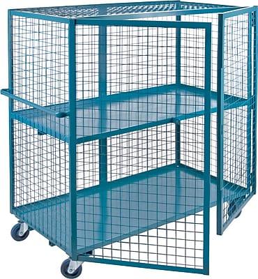 Metal Box & Stock Carts