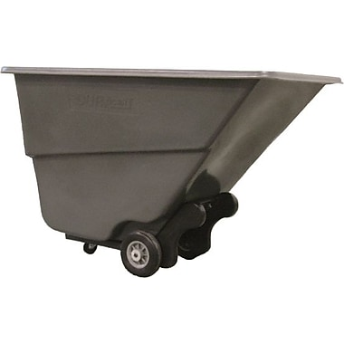 KLETON Polyethylene Dump Trucks, Light-duty, 5/8 cu. yd.