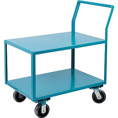 Kleton Heavy-Duty Low Profile Shop Carts, 6
