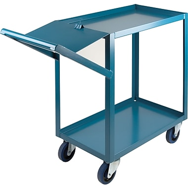 KLETON Order Picking Carts, 2 Shelves