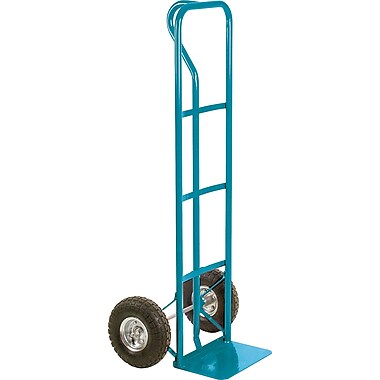 Kleton Pneumatic Wheel Hand Trucks, 21-1/2