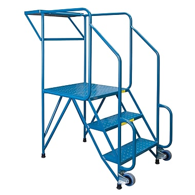 KLETON Mechanics/Maintenance Rolling Ladder