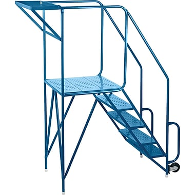 Kleton Mechanics/Maintenance Rolling Ladder, 5 Steps