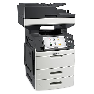 Lexmark MX711dtheMono Laser All-in-One Printer