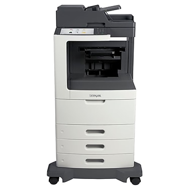 Lexmark MX810dte Mono Laser All-in-One Printer