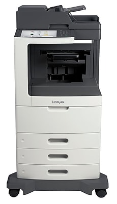 Lexmark MX810dte Mono Laser All-in-One Printer (LEX24T7411)
