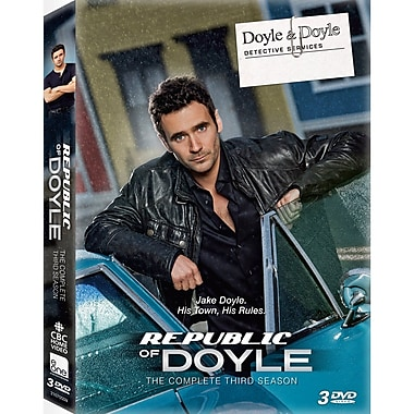 Republic Of Doyle - Season 3 (DVD)