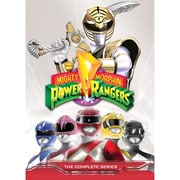 Mighty Morphin Power Rangers - Complete Series (DVD)