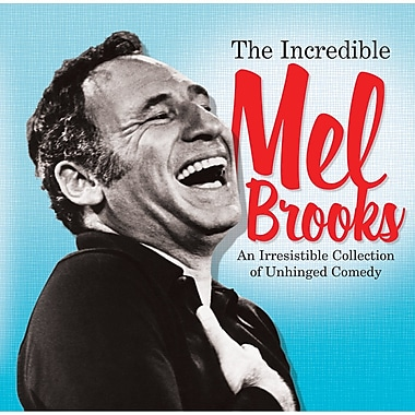 The Incredible Mel Brooks - An Irresistible Collection Of Unhinged Comedy (DVD)