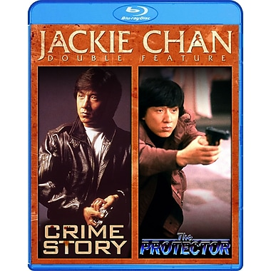Jackie Chan Double Feature - Crime Story The Protector (DISQUE BLU-RAY)