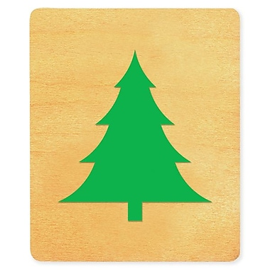 Ellison® SureCut Die, Bookmark, Christmas Tree #1