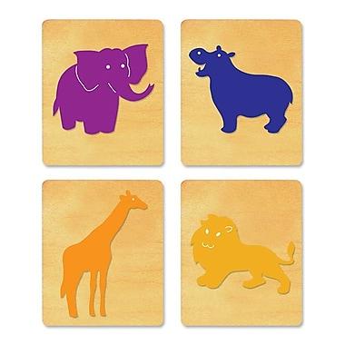 Ellison® SureCut Die Set, Zoo Animals