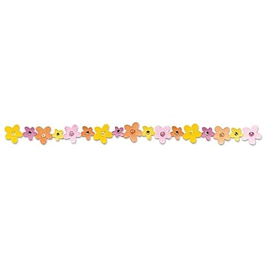 Sizzix® Sizzlits Decorative Strip Die, Flowers