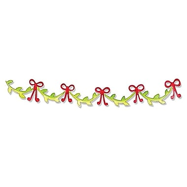 Sizzix® Sizzlits Decorative Strip Die, Garland & Vine