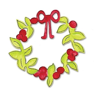 Sizzix® Originals Die, Christmas Wreath