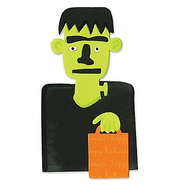 Sizzix® Bigz Die, Frankenstein w/Treat Bag
